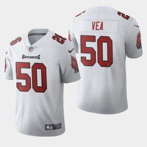 Tampa Bay Buccaneers Vita Vea 2020 White Jersey